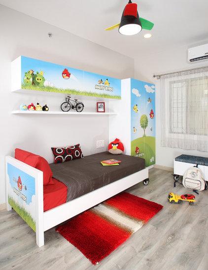 Contemporary Kids by Savio & Rupa Interior Concepts (Bangalore)