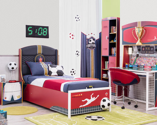 Soccer Bedroom Ideas Pictures Remodel And Decor