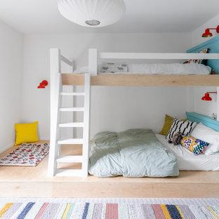 Foto på ett nordiskt barnrum