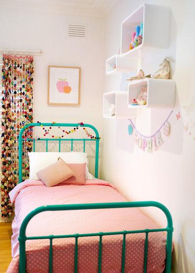 Contemporáneo Dormitorio infantil by Hide & Sleep Interior Design
