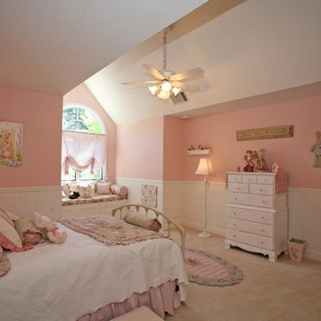 Sophie Azouaou / Project: Girl Pink Dream Bedroom