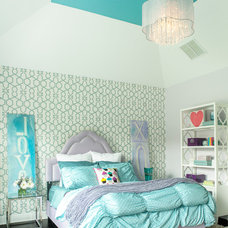 Transitional Kids by Karen B Wolf Interiors, Associate ASID