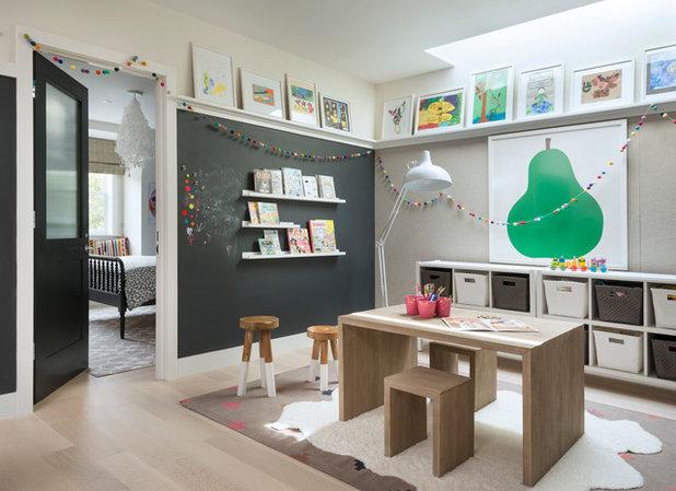 エクレクティック 子供部屋 by Koo de  Kir