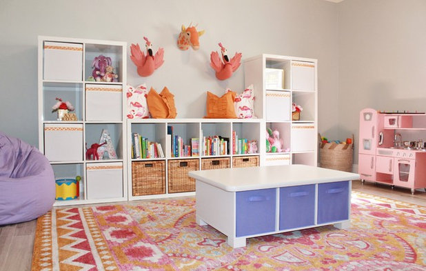 Eclectic Kids by Hendrickson Interiors