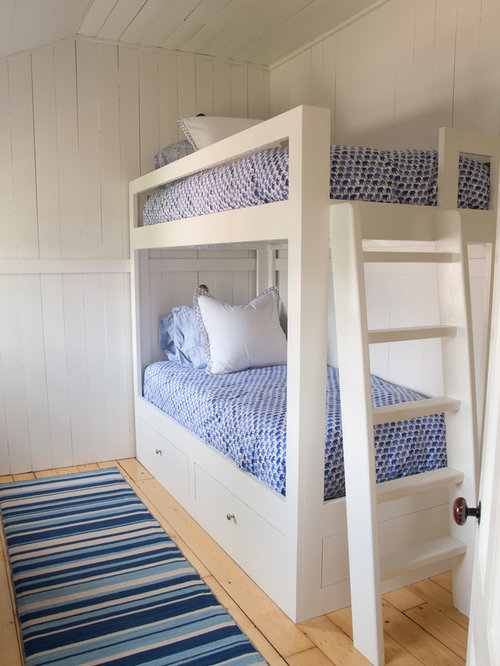 Built In Bunk Beds Home Design Ideas Pictures Remodel
