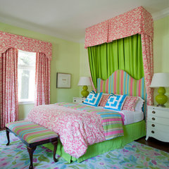 traditional kids by Tobi Fairley Interior Design
