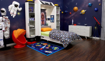 spaceship bed