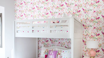 Spanish Oaks || Furnishings || Austin, Texas || Girl's Bedroom