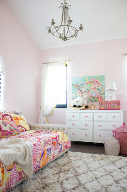 Eclectic Kids by Sarah Stacey Interior Design