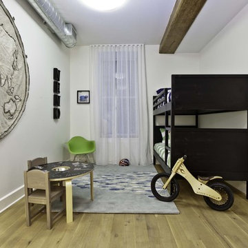 Spice Warehouse Tribeca Loft Kids Bedroom