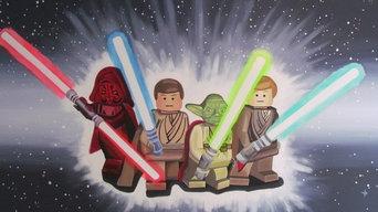 Star Wars Lego Mural