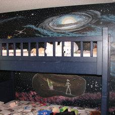 Traditional Kids by Walls Of Art LLC Muralist