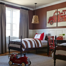 Traditional Kids by Red Leaf Interiors, LLC