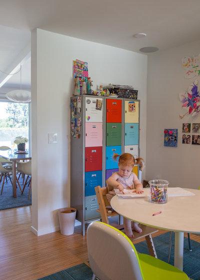 Midcentury Kids by Lewis / Schoeplein architects