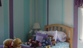 stripped teenage bedroom