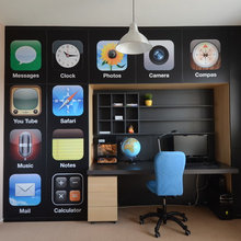 tech in decorationg