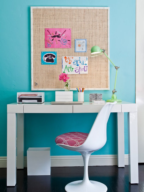 Teen Girl Desk Ideas Pictures Remodel And Decor