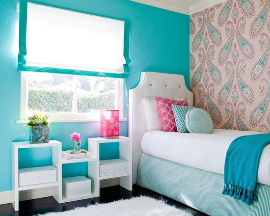 tween girls bedroom | houzz