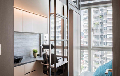 Houzz Tour: A Compact Home That Has More Than The Eye Can See