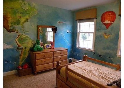 Traditional Kids by Stylish Spaces