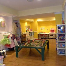 Playrooms: Gearing Up For Summertime