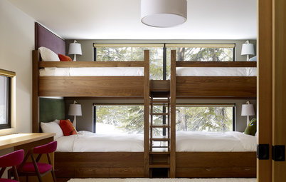 Space Savers: Bunking in Style