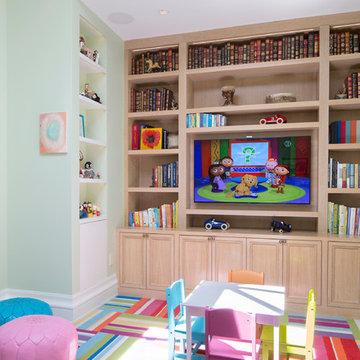 Sugar House playroom