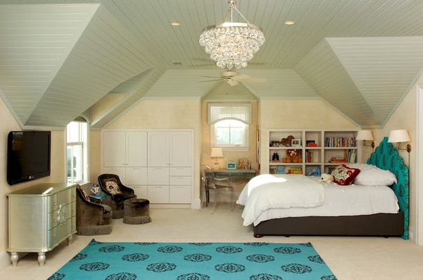 Eclectic Kids by Phillip W Smith General Contractor, Inc.