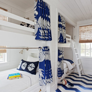 Sullivans Island Seaside Retreat - Bunk Room