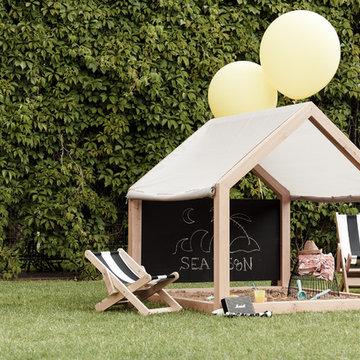 Summer Furniture collaboration with Elena Perminova
