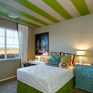 amusing green gray bedroom ideas kids | Gray And Green Bedroom | Houzz
