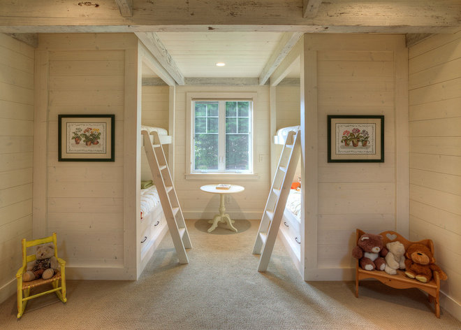Traditional Kids by Dan Nelson, Designs Northwest Architects