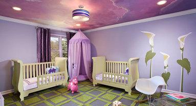 Woodland Letti Per Bambini.Progettisti E Decoratori Di Camerette Per Bimbi E Ragazzi A