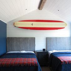 Contemporary Kids Surf Beach Kid's Beds