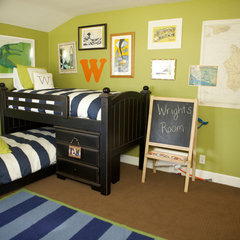 contemporary kids by Anthology Interiors