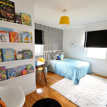 Sutton & Schafer's Bedroom