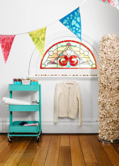 Eklektisch Kinderzimmer by Kim Pearson Pty Ltd