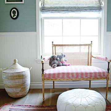 Sweet and Sophisticated Girl's Room - Los Angeles, California