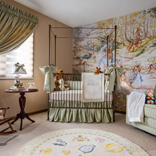 Traditional Kids by Decorating Den Interiors