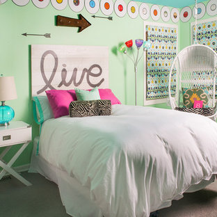Swinging Teenage Bedroom