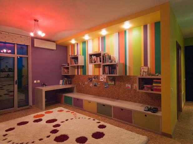 """Modern Kids by Architectural Studio """"Didencul Project"""""""