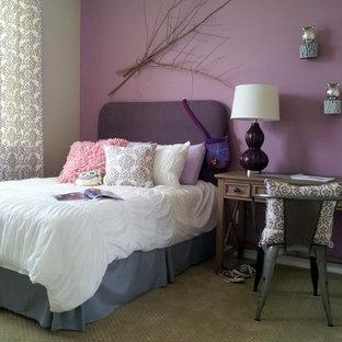 Kids' room - eclectic kids' room idea in Orlando