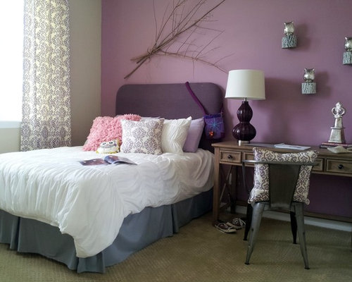 Sherwin williams 6283 thistle houzz for Sherwin williams lavender gray