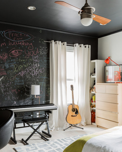 Contemporary Kids by Annie Hall Interiors