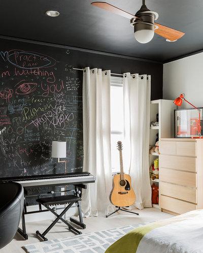 コンテンポラリー 子供部屋 by Annie Hall Interiors