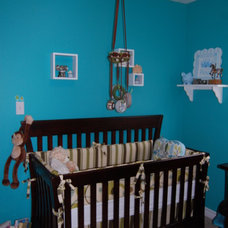 Contemporary Kids by Decked Out Spaces