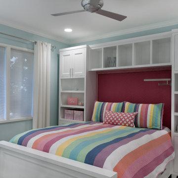 teen bedroom/bath remodel