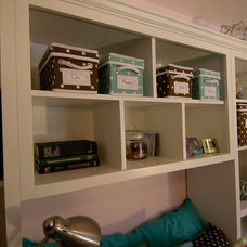 Traditional  by Closet Design Hardware & Mirror