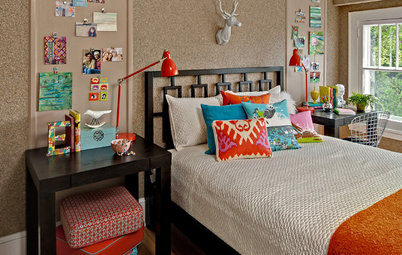 An Unconventional Approach to Teen Room Decor