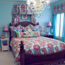 Eclectic Kids by Karyn Dismore Interiors
